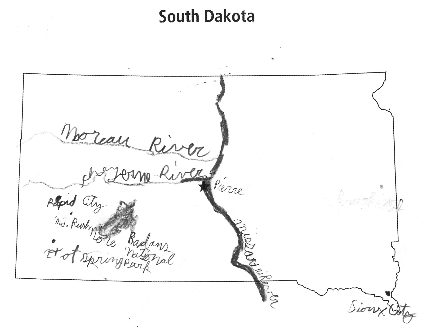State Report  South Dakota